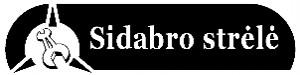 sidabro strele logotipas